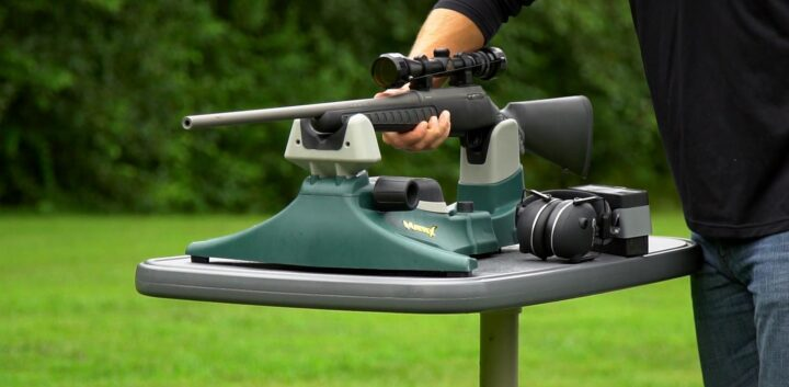 Features of a Shooting Rest