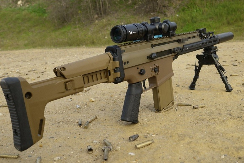 best optic for Scar 17 5
