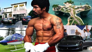 Photo of Manny Pacquiao Net Worth 2020 – 8-Division Boxing World Champion