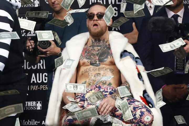 Conor McGregor Net Worth 2020 - One of the World's Richest ...