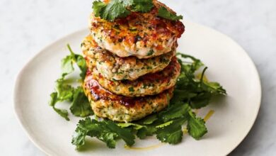 Photo of What to eat Tonight – Quick Asian fishcakes