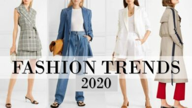 Photo of 13 Stylish Fashion Trends for 2020