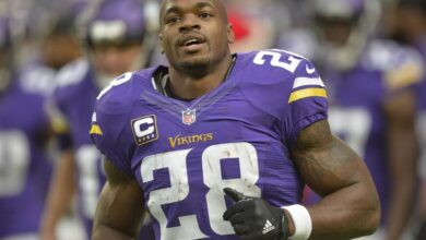 Photo of Adrian Peterson – American Football Player Net Worth 2020