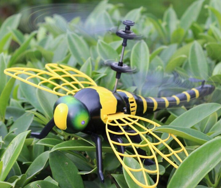 Dragonfly Helicopter for Kids
