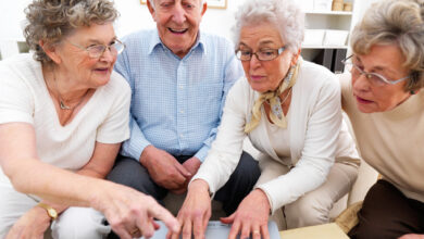 Photo of 4 Things to Consider When Selecting a New Technology Product for a Senior in your Life