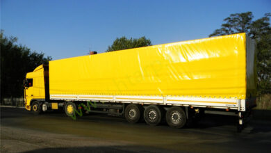 Photo of PVC Tarpaulin Truck Cover (what is it and how to chose one)