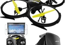 Photo of UDI U818A 2.4GHz 4 CH 6 Axis Gyro RC Quadcopter Review