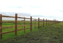 Photo of Fencing: What is Post and Rail Fencing?