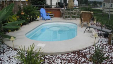Photo of 8 Reasons to Purchase a Fiberglass Pool For Your Small Backyard