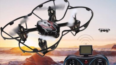 Photo of Holy Stone F180C Quadcopter Drone Review 2020