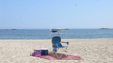 Photo of Quik Shade MAX Shade Chair Review 2020