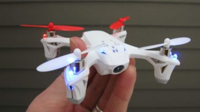 Photo of Hubsan X4 Quadcopter with FPV Camera Toy Review 2020