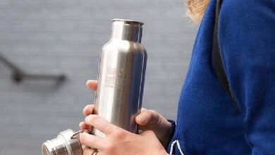 Photo of Klean Kanteen Reflect Stainless Steel 27 Ounce Water Bottle Review 2020