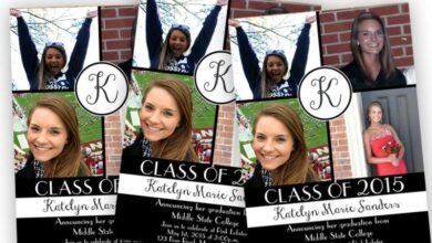 Photo of Most Useful Tips To Create Your Perfect Graduation Announcement