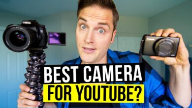 Photo of Best Camera For YouTube (2020) – Buyer's Guide