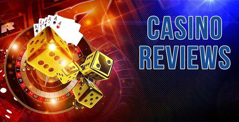 7 Reasons It is Important to Read Online Casino Reviews