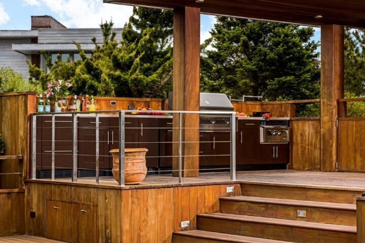 How To Build An Outdoor Kitchen Diy Project