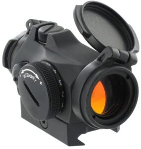 Aimpoint Micro T-2 Red Dot with Standard Mount – 2 MOA